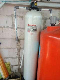 Filter Air Nanotec untuk Rumah/Kantor/Air Isi Ulang Galon