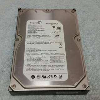 250gb Seagate IDE 3.5 Hardisk HDD