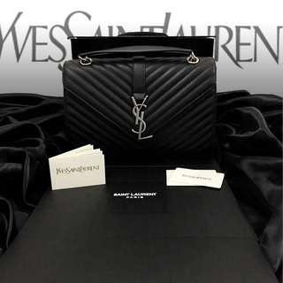 YSL Quilted Chain Bag