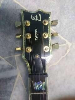 Guitar LTD Deluxe