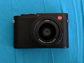 Leica Q Typ 116 Black