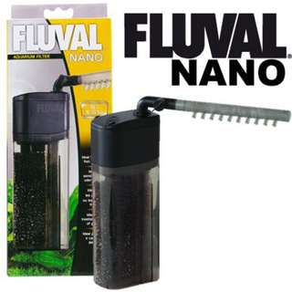 Fluval Nano Aquarium Filter