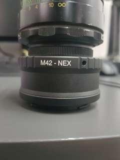 M42-NEX Adapter