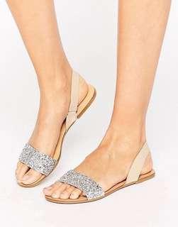 ASOS Sling Back Sandals