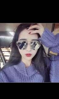 korean cat eye glasses
