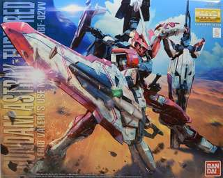 mg 1/100 astray turn red 水貼