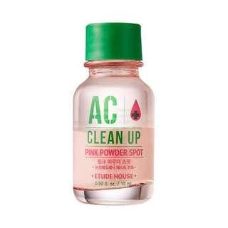 Etude AC Pink Powder