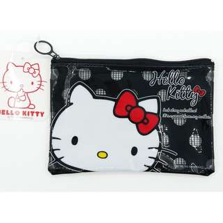 Hello kitty 袋  25元包郵 SIZE = w17 x h12 cm