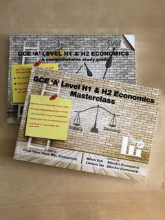 JC Economics Guidebook