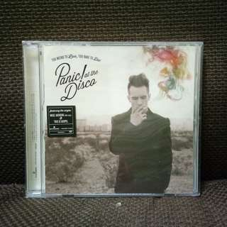 Panic! At The Disco CD