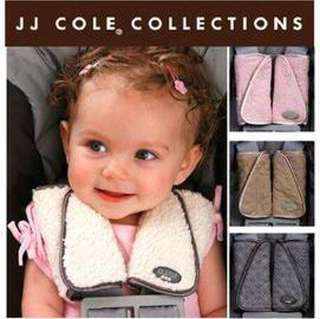 JJ cole baby strap covers supports