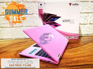 Summer sale:brand new laptop