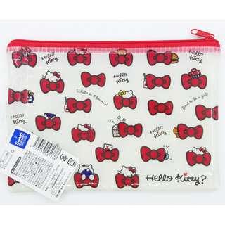 Hello kitty 袋  25元包郵 SIZE = w17 x h12 cm (1)