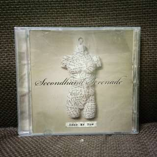 Secondhand Serenade CD