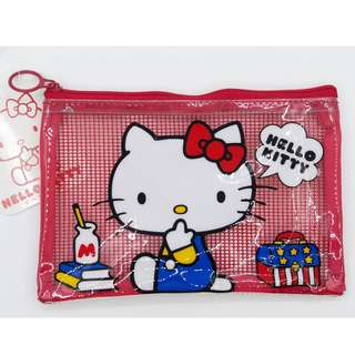 Hello kitty 袋  25元包郵 SIZE = w17 x h12 cm (2)