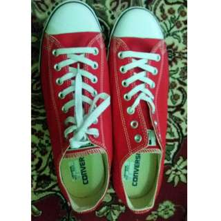 Converse Chuck Taylor Lean Ox Red