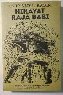 Novel Hikayat Raja Babi