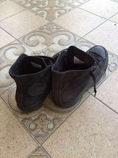 Converse Orignal Black Asli