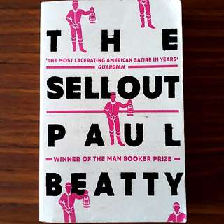 The Sellout By Paul Beatty #HariRaya35