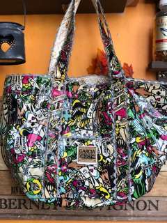 100% real Garcia Marquez bucket bag 80% new