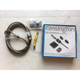 Kensington Notebook Lock