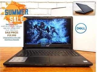 Summer sale:brand new laptop