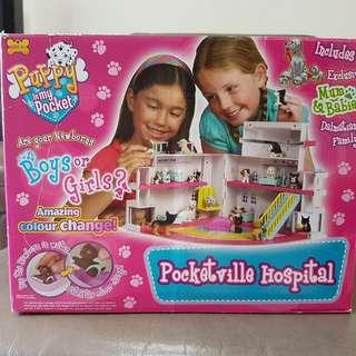 Puppy hospital /Pocketville Hospital / Puppies