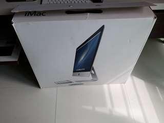 iMac 21.5 inch, 2012 model