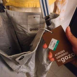 🚚 GOZO連身褲吊帶褲