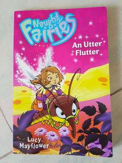 Naughty fairies X 3 books