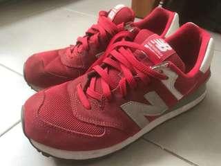 New Balance 574 Red Original