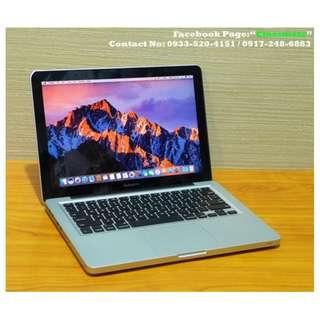 Apple Macbook Pro 13.3inch Aluminum Unibody
