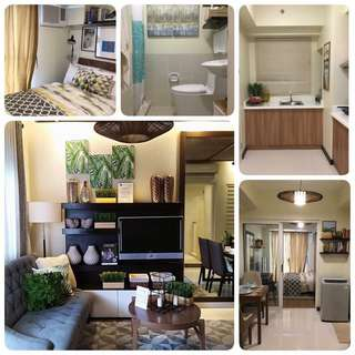 9K/Month-BIGGER UNIT LAYOUTS/NO CASH OUT REQUIRED (NEAR GATEWAY,ATENEO,EASTWOOD & ARANETA CENTER)