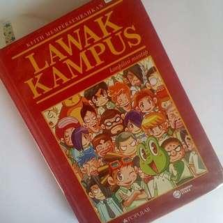 Lawak Kampus Compilation Comic
