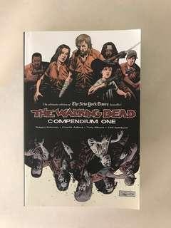 The Walking Dead (TWD) comic