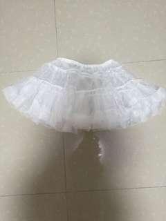 Tutu Skirt (pong pong skirt for inside wear) Brand New