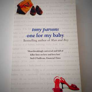 Tony Parsons's One for My Baby