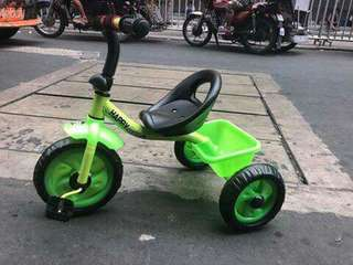 Baby bike (Goma gulong )1-5years old kaya  Green avaible