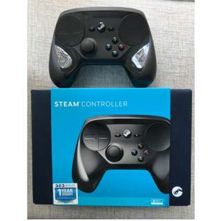 Pre loved Steam controller with orignal box