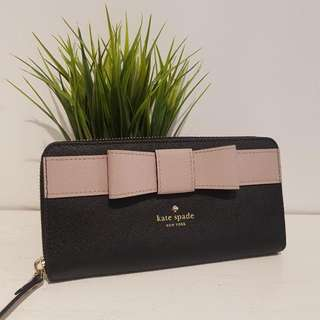 Authentic Kate Spade 💗 Long Wallet
