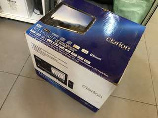 Clarion MAX 686 DVD