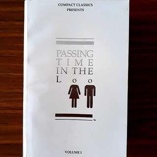 Passing Time In The Loo (Volume 1) #HariRaya35
