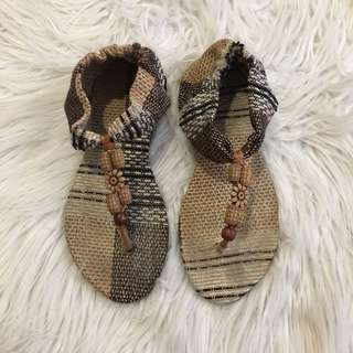 Marikina Boho Flats Sandals