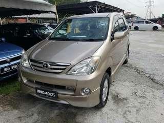Toyota Avanza 1.3 (A) 2005