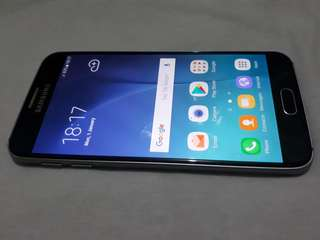 Samsung Galaxy S6 Flat Black 32Gb