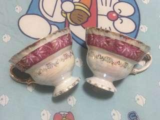 🚚 MARUKA(珍珠杯)一對 可議