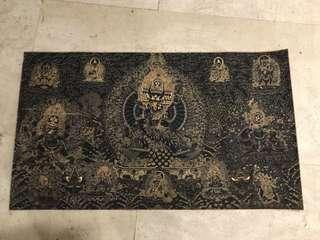 唐卡 Tibet Thang-Ka