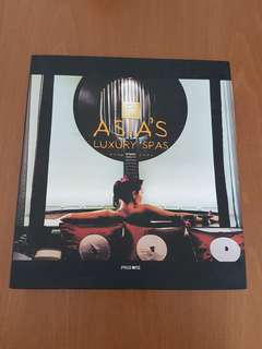 Asia's Luxury Spa Hardcover Book