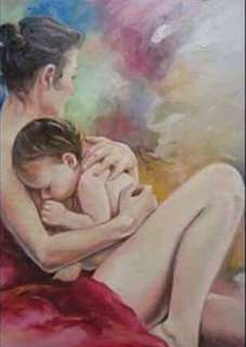 00157 Mother and Child