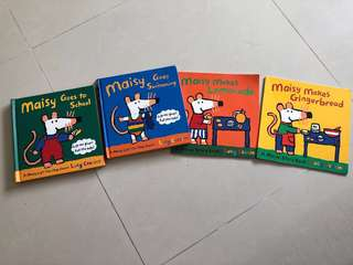 Maisy collection (4 books)